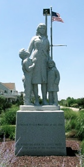 fisherman lost at sea memorial -
