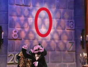 Count-zero