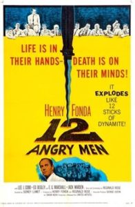 We all could use 12 angry men on our side