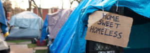 Seattle's famous tent cities are the result of misguided policy--not an open housing market.