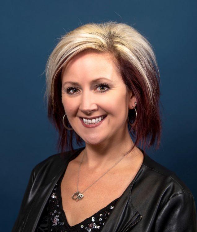 Kathy Hoekstra - Development Communications Officer