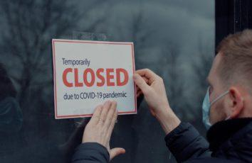 Covid 19 shutdown