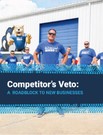 Competitor's Veto: A Roadblock to New Businesses