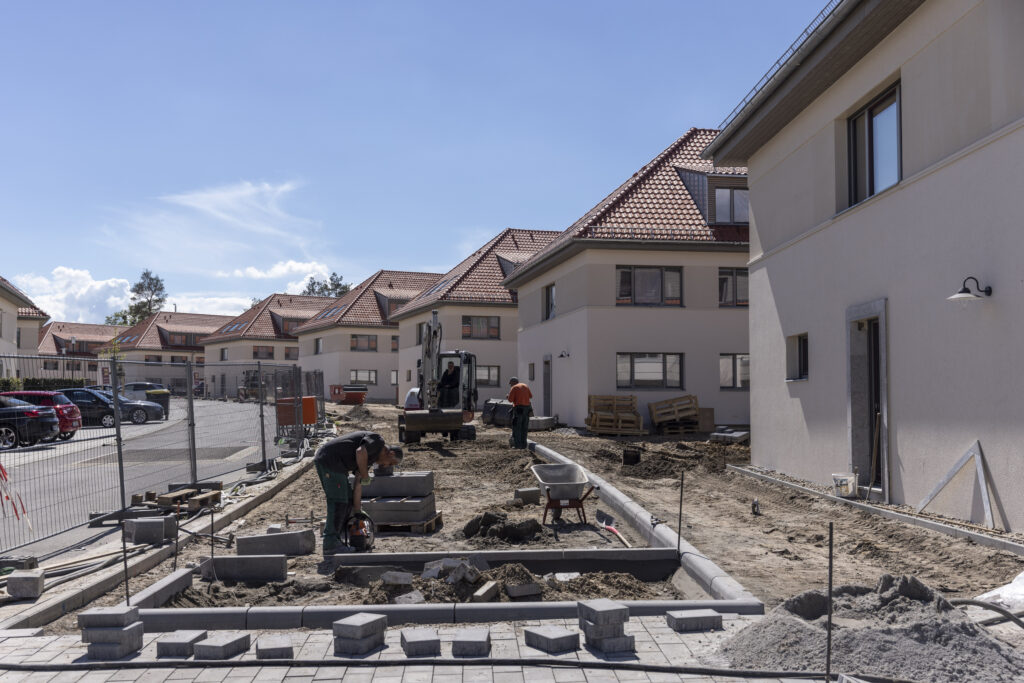 The solution to high home prices: Build, baby, build.